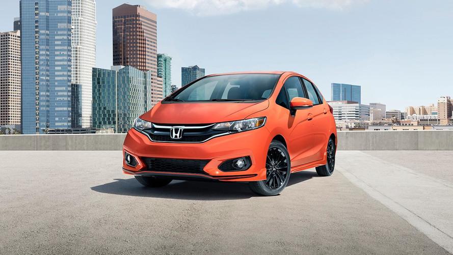 Honda Jazz 2018, con nuevo acabado Sport