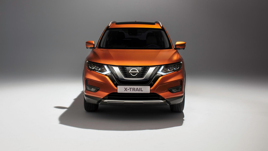 Nissan X-Trail (Facelift)