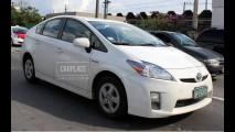 Flagras: Toyota Prius segue em testes no Brasil