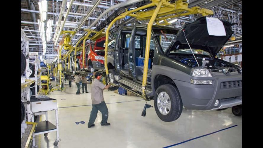 Fiat deve anunicar em breve nova fábrica em Pernambuco