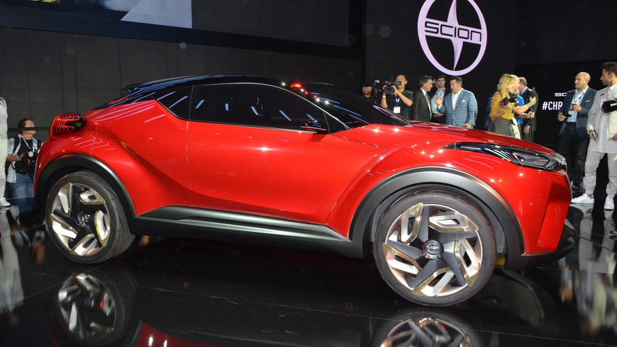 Toyota will drop Scion brand