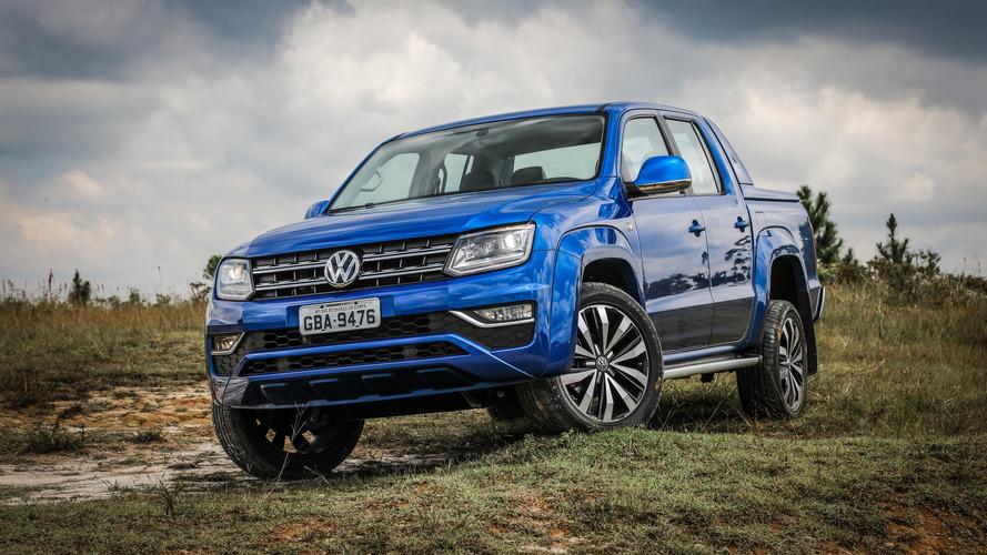 Volkswagen Amarok e Ford Ranger podem dividir plataforma em 2025