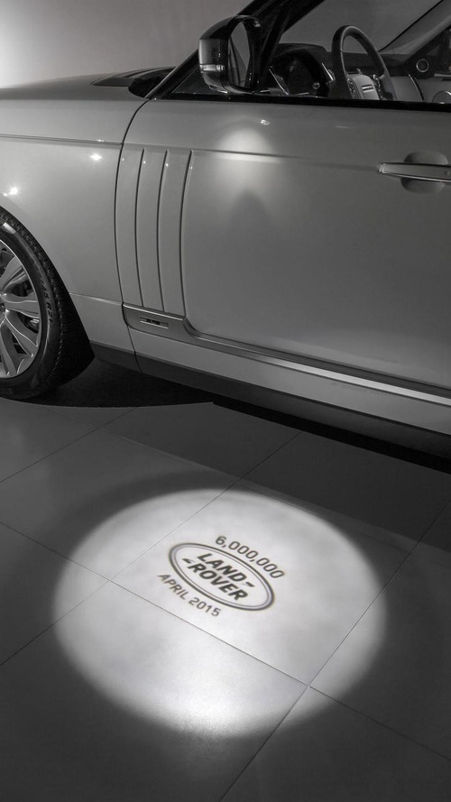 Land Rover builds their 6th million model [video]