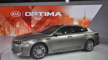2016 Kia Optima, New York