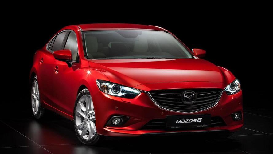 2014 Mazda6 priced from 20,880 USD