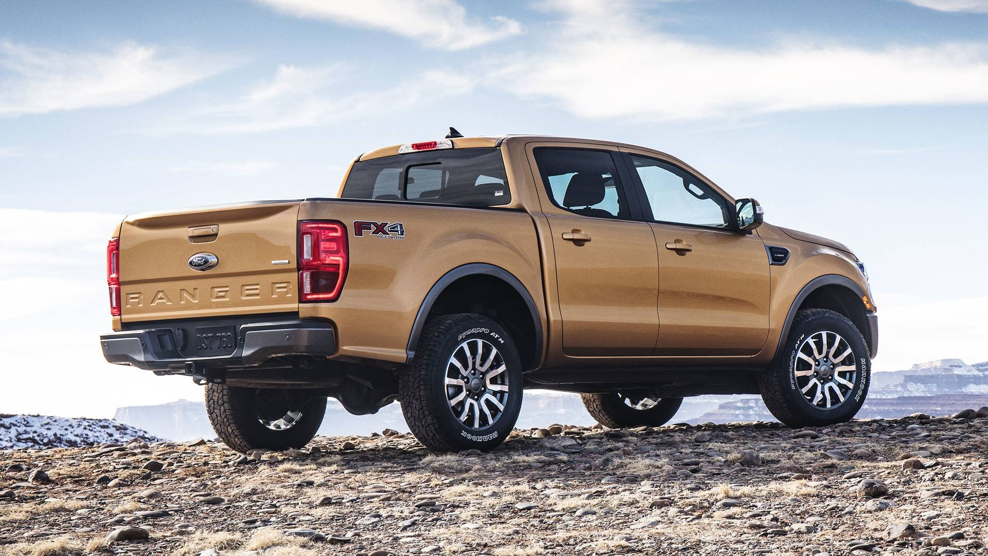 How The Ford Ranger pares To Its Midsize Truck Rivals
