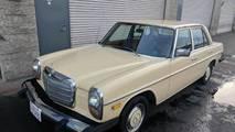 1974 Mercedes-Benz 240D for sale