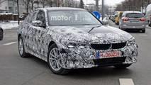 2019 BMW 3 Series Spied