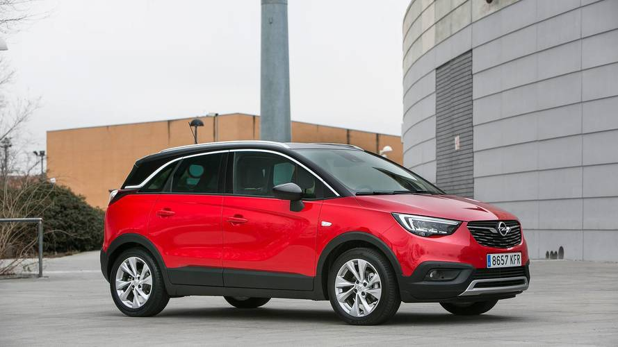 Prueba Opel Crossland X 2018: nuevo rumbo