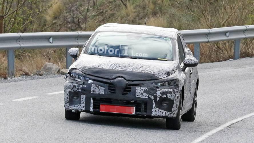 2019 Renault Clio casus fotoğraflar