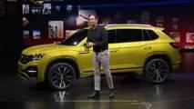 VW Advanced Mid-Size SUV