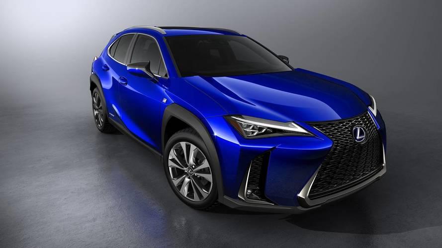 Lexus UX 2018: el nuevo SUV Premium ya es oficial