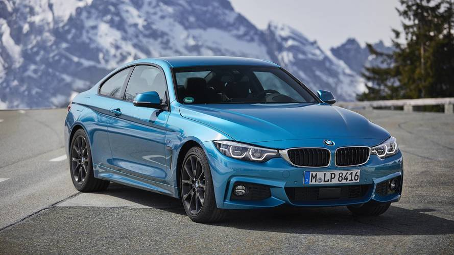 2019 BMW 4 Series Gets Pricier, But Packs More Goodies