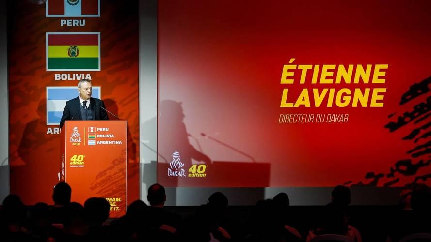 L'édition 2018 du Dakar,