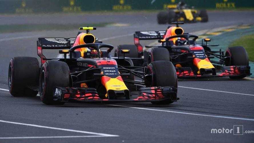 F1 Cars Too Wide For Overtaking - Ricciardo