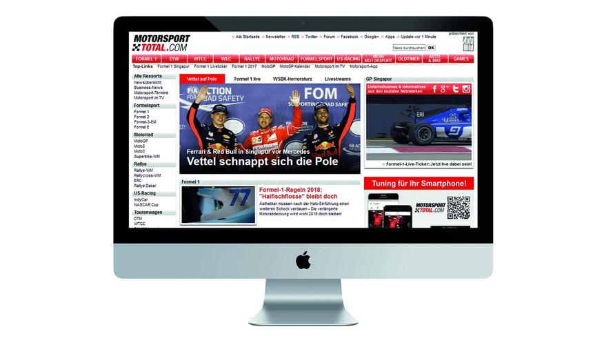 Motorsport Network acquiert sport media group en Allemagne
