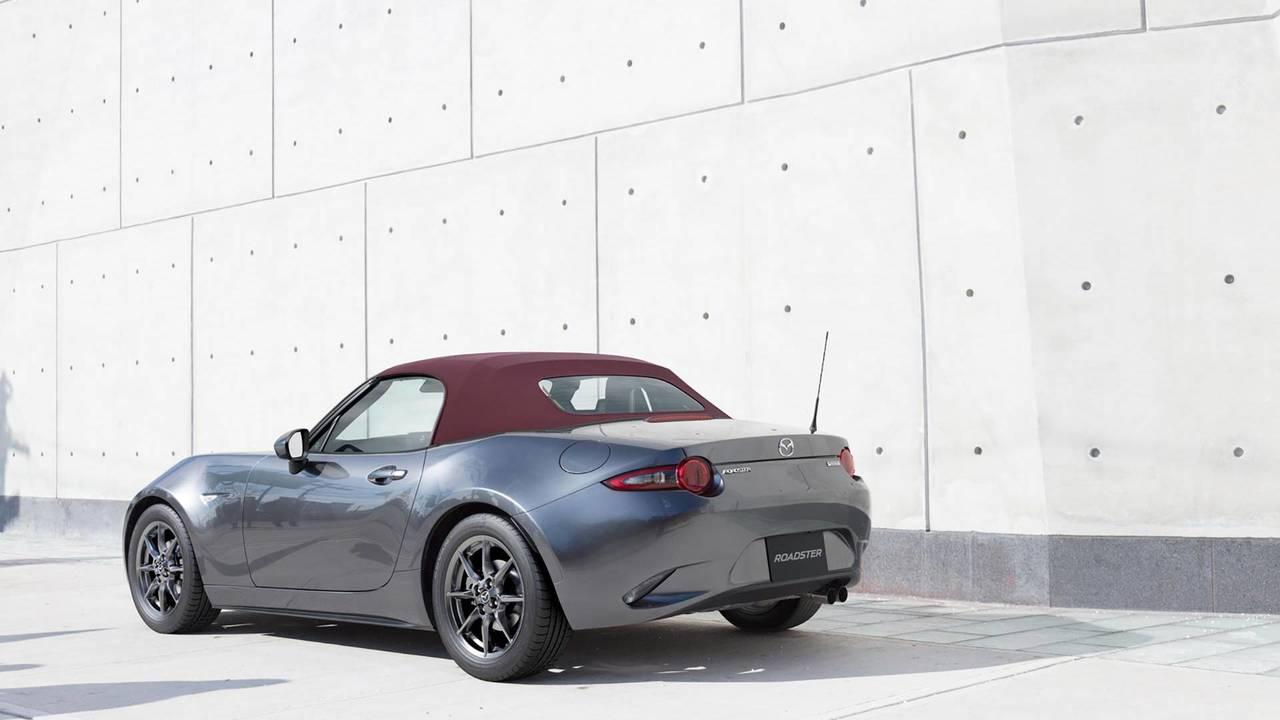 2018 Mazda MX-5 Miata (Facelift)