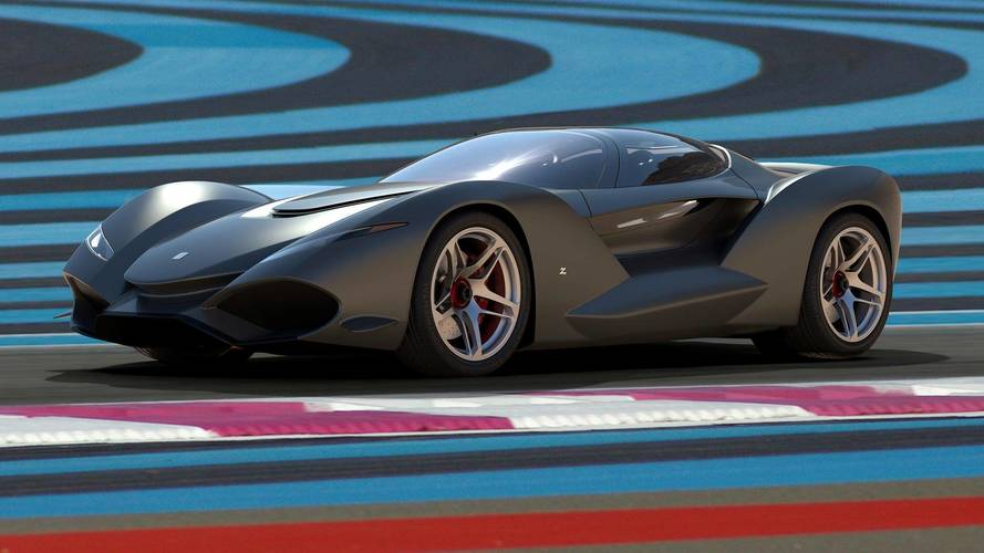 Zagato Imagines Revived Iso Rivolta With New Vision Gran Turismo