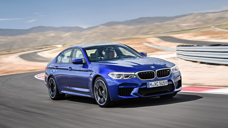 2018 BMW M5 Reportedly Priced At $102,600 In The U.S.
