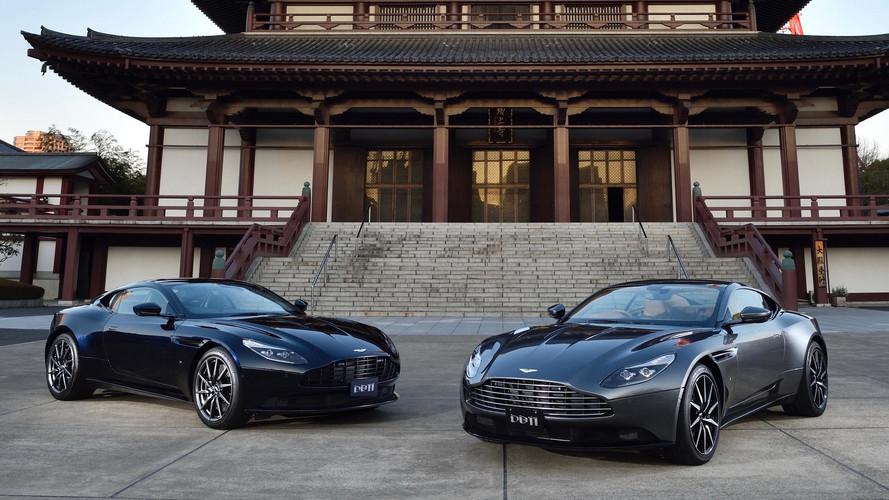 Aston Martin Strikes £500m Trade Deal With Japan