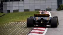 Motor Renault F1 2018 modo mágico
