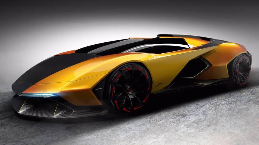 Renderings Lamborghini News And Trends Motor1 Com
