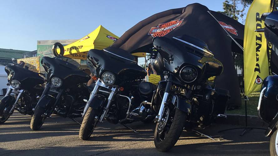 Harley-Davidson lanzará su primera moto eléctrica