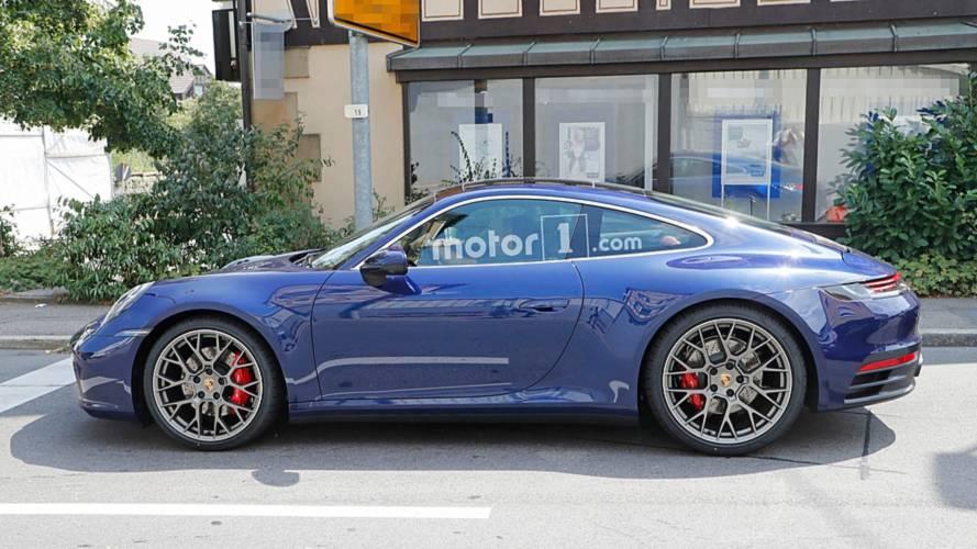 Ups! Der neue Porsche 911 (992) legt komplett die Tarnung ab