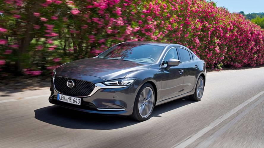 Nuevo Mazda6 2018, primera prueba