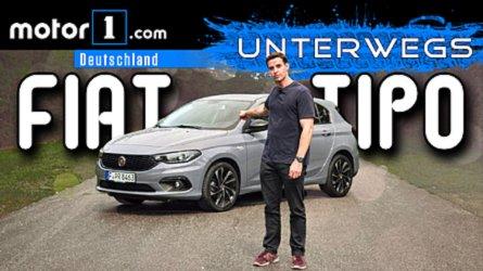 Endlich! Ein normales Auto: Fiat Tipo | UNTERWEGS mit Daniel Hohmeyer