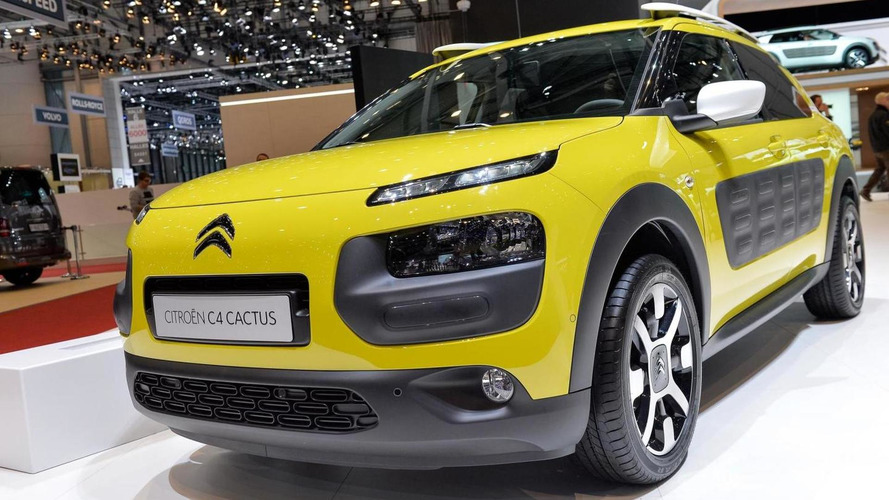 Citroen boosting production to meet strong demand for funky C4 Cactus