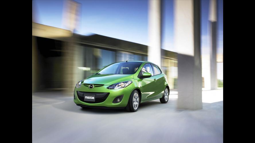 Mazda2 MY 2012