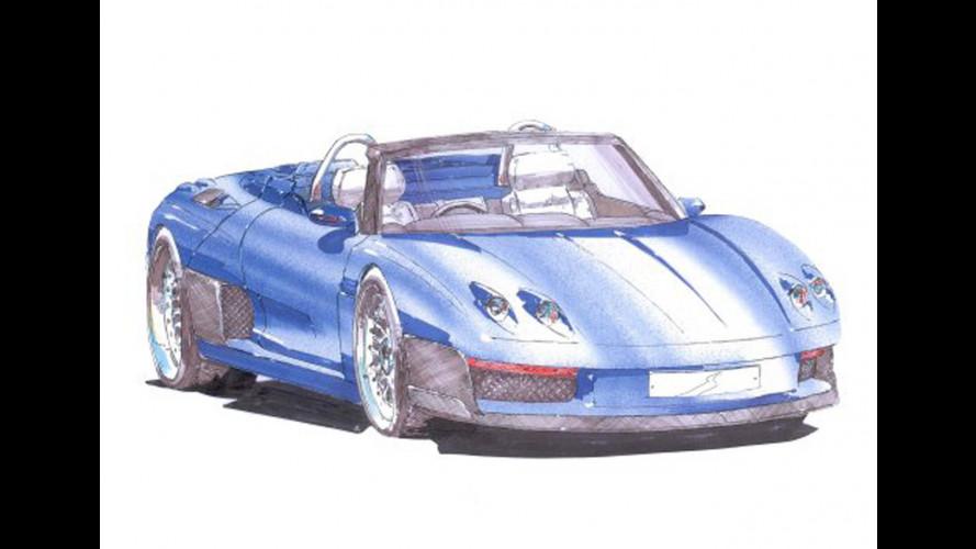 Noble M12, ora anche Roadster