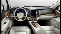 Nuova Volvo XC90, gli interni