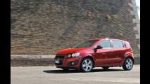 Chevrolet Aveo 5 porte LTZ 1.3 Diesel 95 CV - TEST