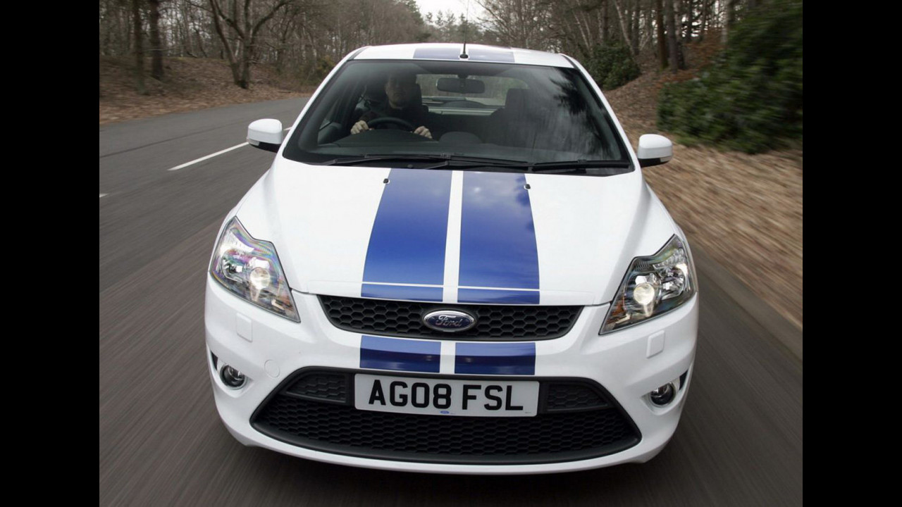 Ford Focus ST in UK