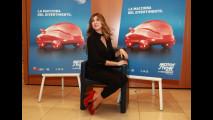 Virginia Raffaele e Stefanija Taseva, le madrine del Motor Show 2012