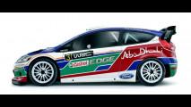 Ford Fiesta RS WRC: la livrea 2011