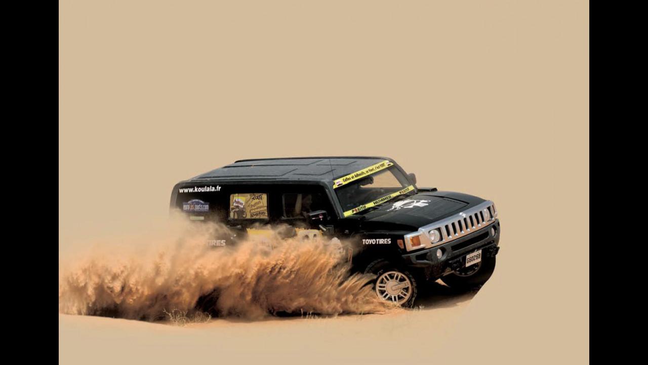 Hummer Adventure 2008