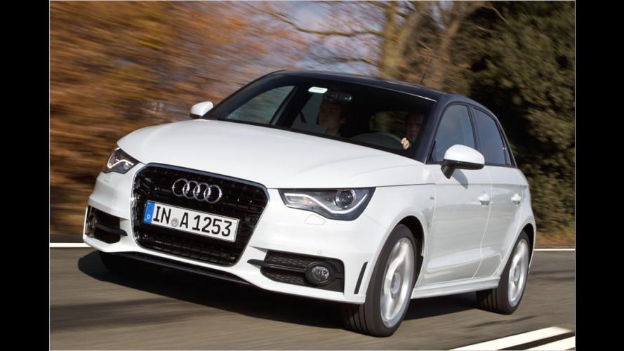 Audi A1 Sportback im Test