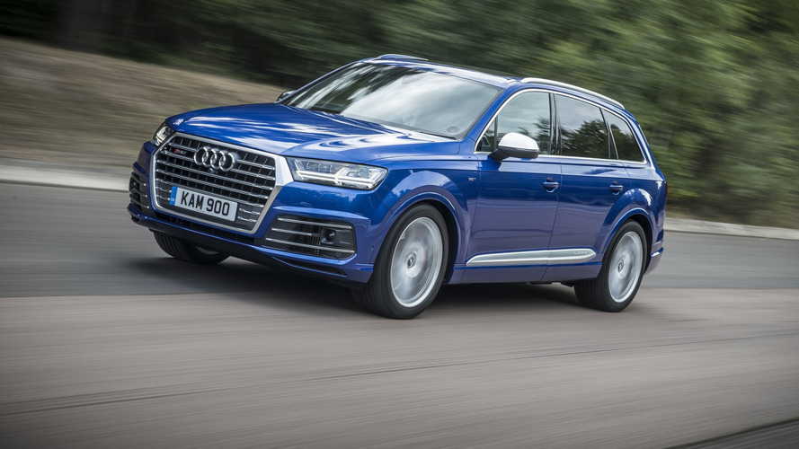 Audi's torquetastic SQ7 costs £70,970 in UK