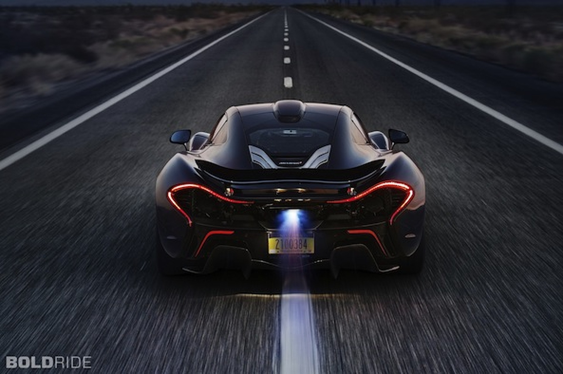 McLaren P1 Takes on the Southwest Heat [w/video]