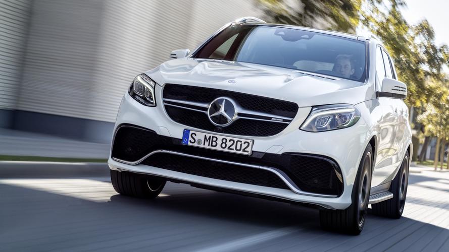 Mercedes-Benz GLE Serisi