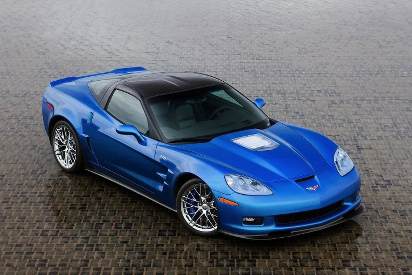 GM Trademarks ZR1—Is a New High-Performance Corvette Coming?