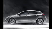 MG Motor revela o hatch médio MG5