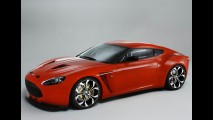 Aston Martin V12 Zagato Concept 2011