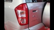Salão do Automóvel: Chery mostra o utilitário Tiggo reestilizado