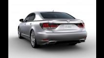 Lexus divulga oficialmente primeiros detalhes e imagens do novo LS 2013