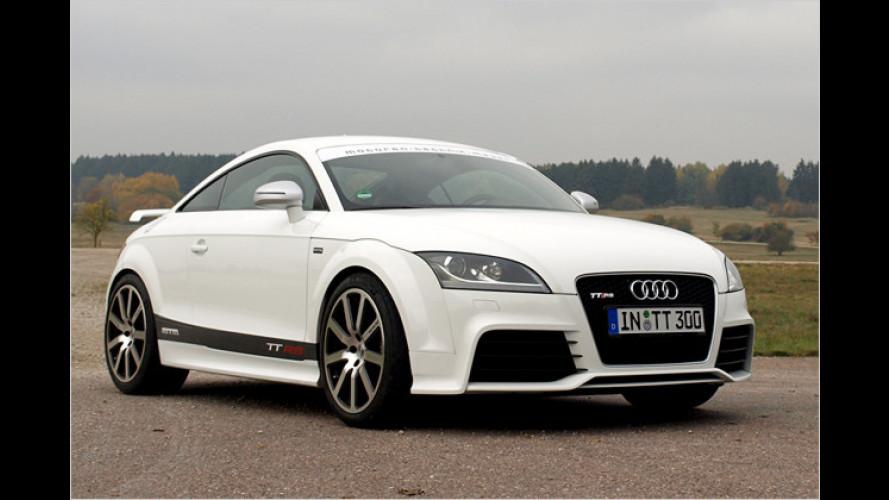 Fast 300 km/h schnell: MTM tunt den Audi TT RS
