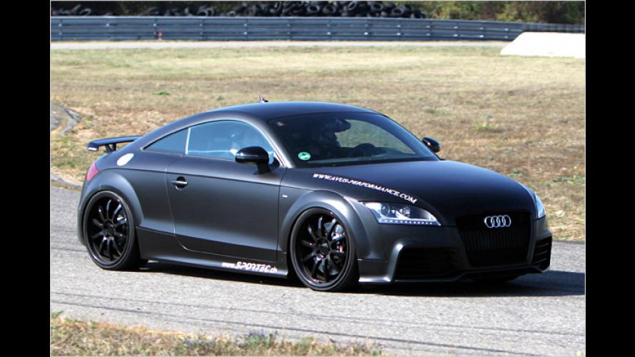 Noch mehr Sport für den Audi TT RS